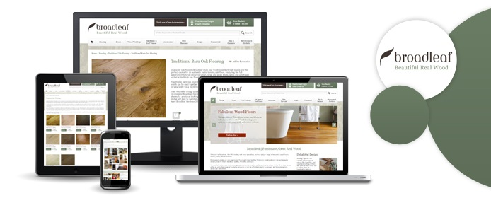 New Broadleaf website