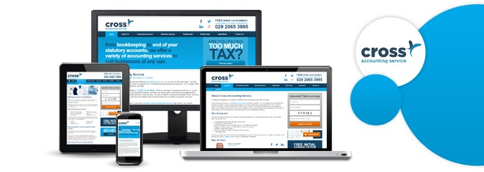 Cross Accounting Service website