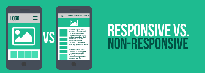 Responsive vs. Non-Responsive Websites