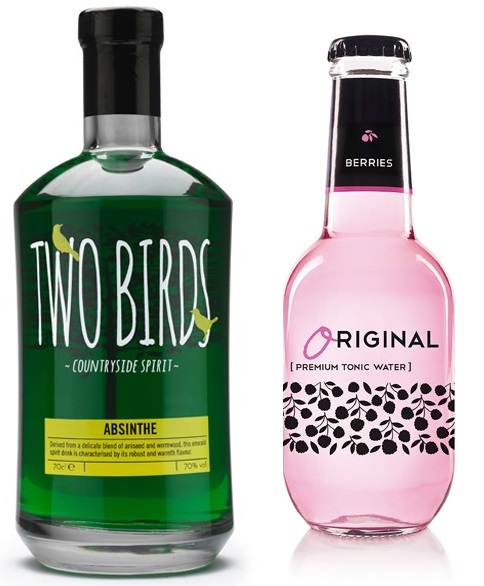 Two Birds Spirits & Original Tonic Water