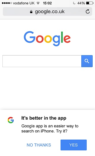 Download the Google app