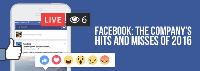 Facebook 2016