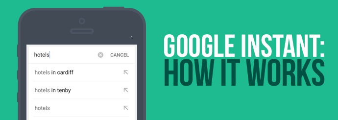 Google Instant: How it Works