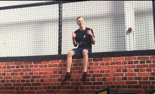 walk the wall at jump factory