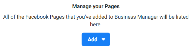 Manage your pages