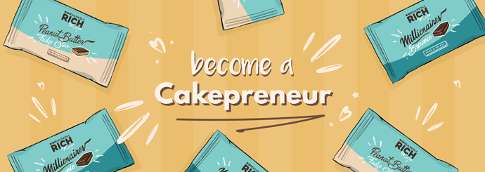 Ridiculously Rich by Alana: New Cakepreneur System