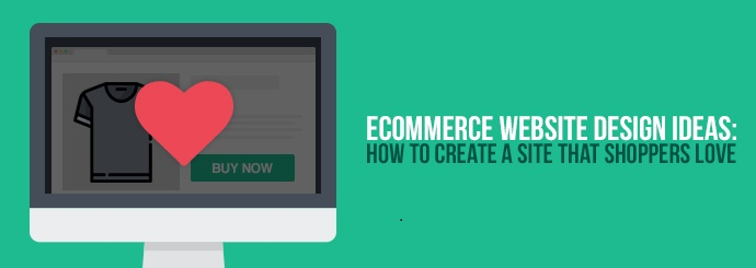 Ecommerce Website Design Ideas