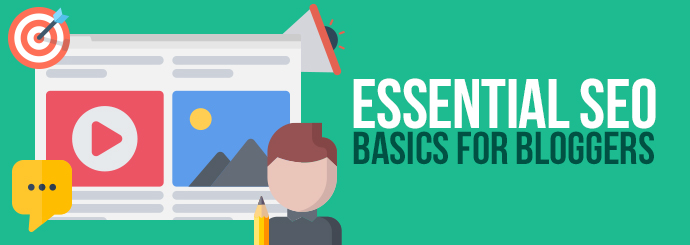 seo basics, seo for bloggers