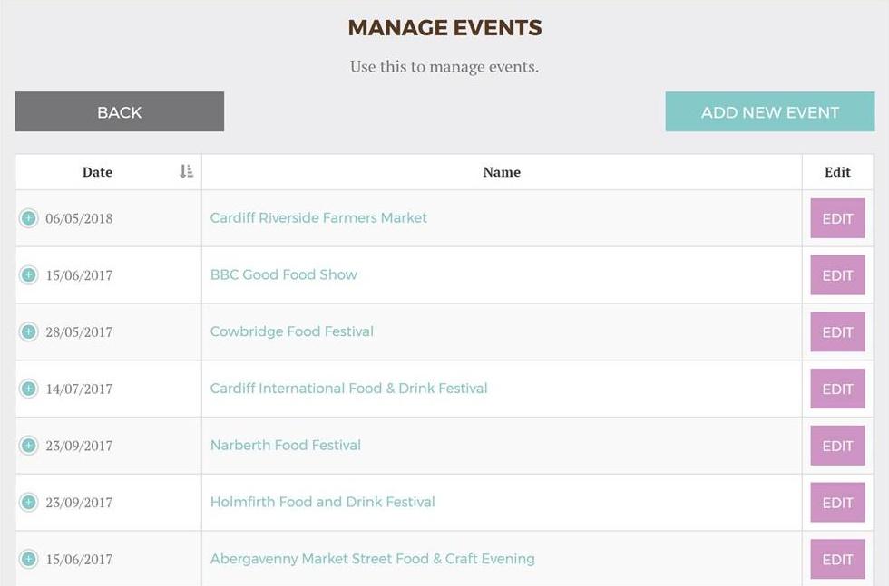 Event Management Console