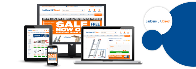Visit the New Ladders UK Direct Website!