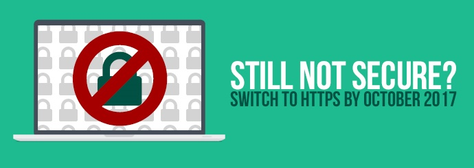 Switch your website to HTTPS