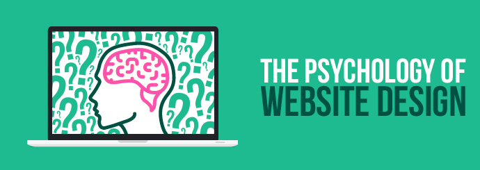 Website design psychology