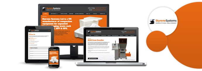 New Styrene Systems Website