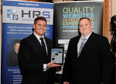 Hyper Recruitment Solutions Launch Event