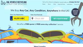 A&L Scrap Car Dealers