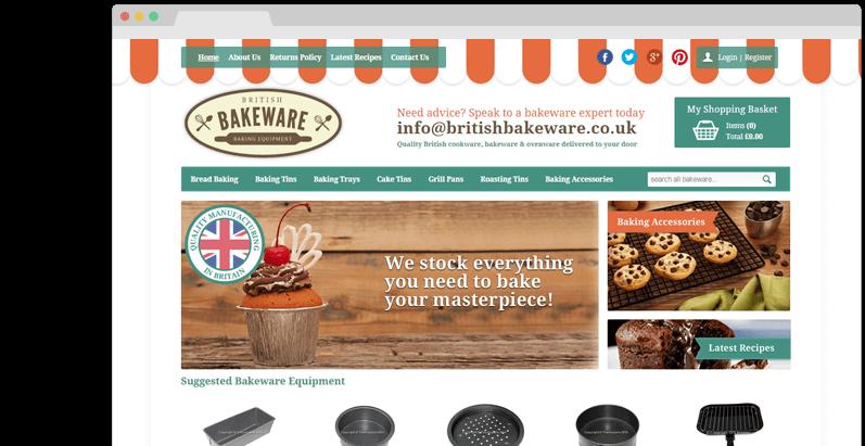British Bakeware Project
