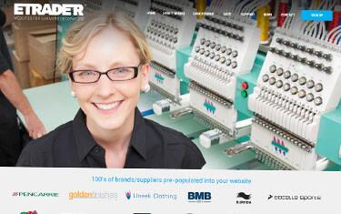 eTrader's Own Website