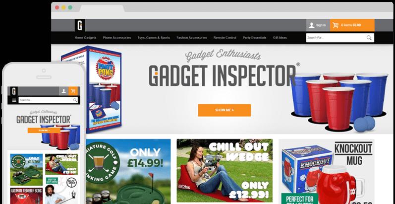 Gadget Inspector Project