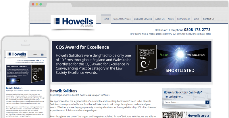 Howells Legal Project
