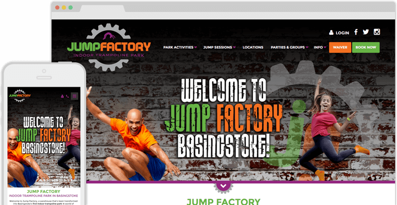 Jump Factory Project