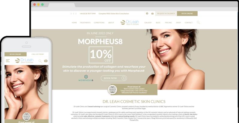 Dr Leah Clinics