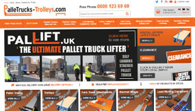 PalleTrucks-Trolleys.com
