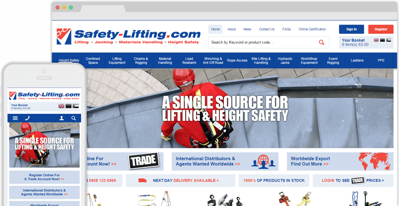 Safety Lifting Gear Project
