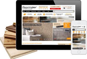 Bespoke ecommerce website